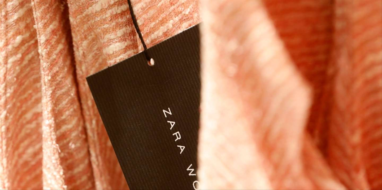 Changement de logo Zara