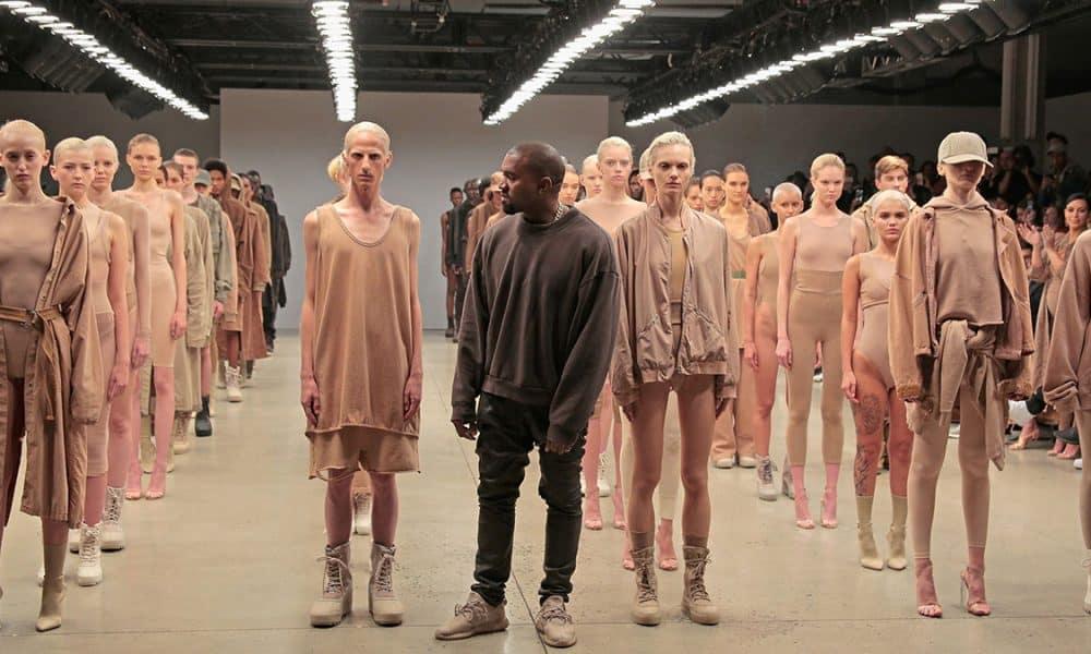 Marque Yeezy vêtements